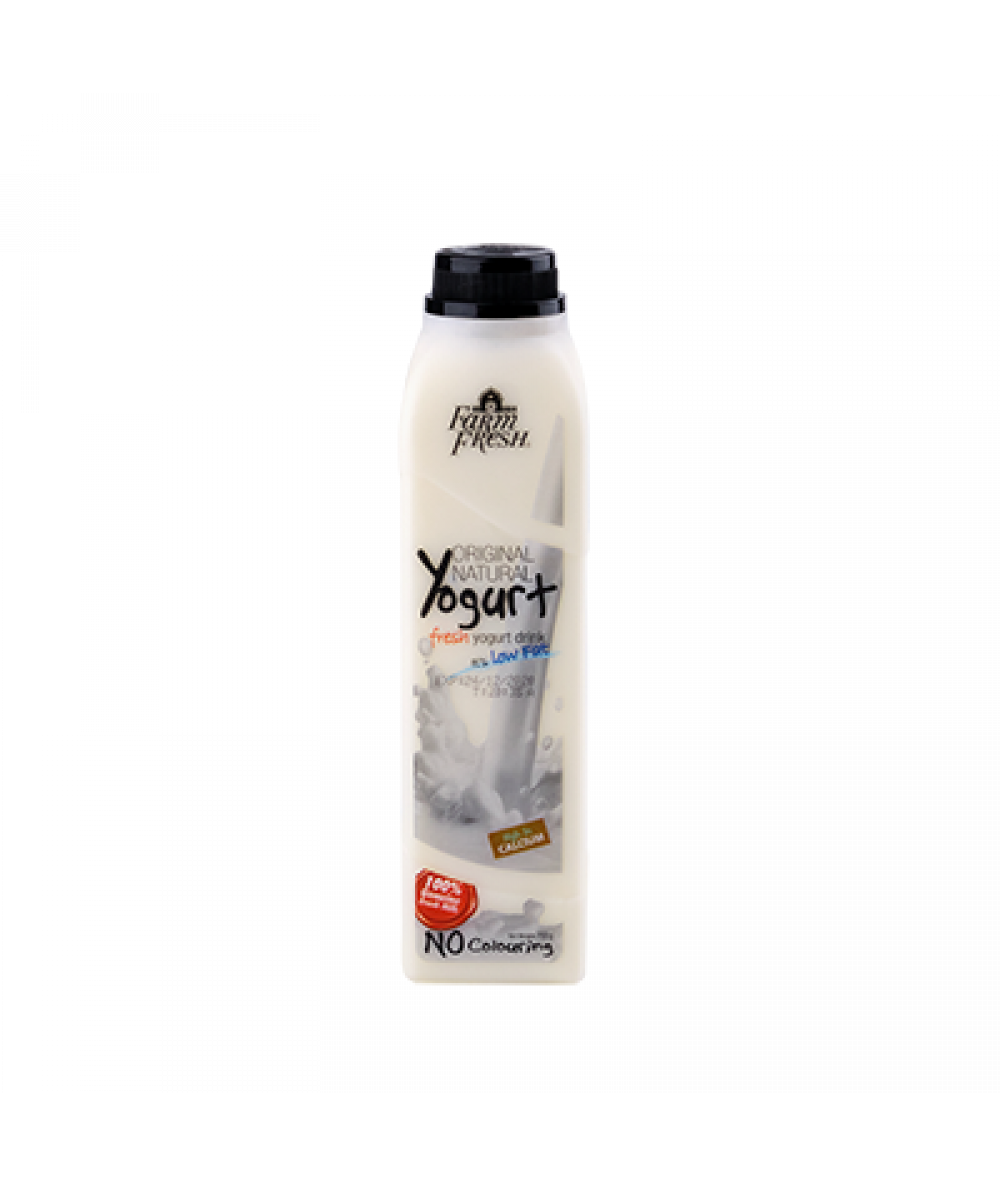 Farm Fresh Natural Fresh Yogurt Drink 700g