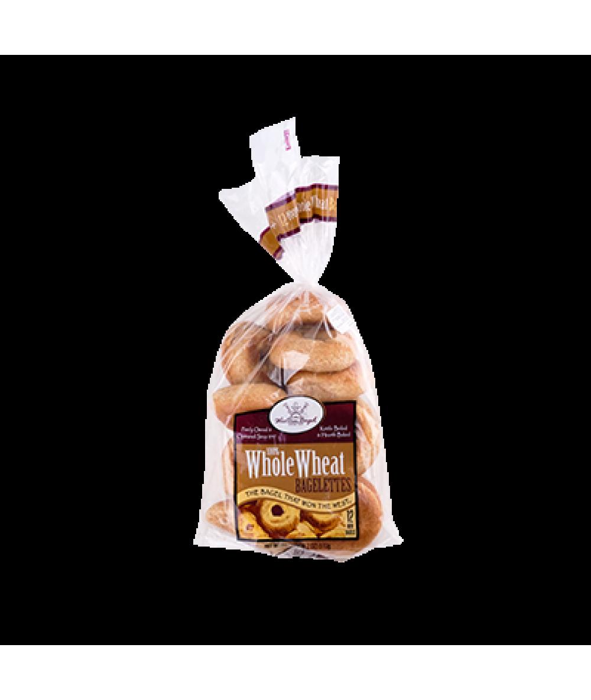 Western Bagel100 % Whole Wheat510g