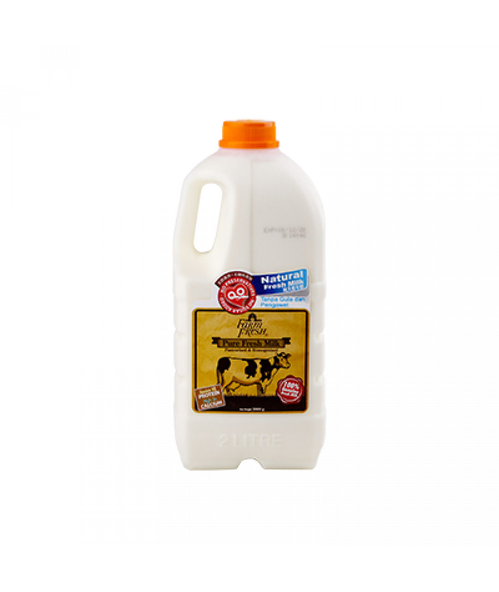 Farm Fresh Milk 2L