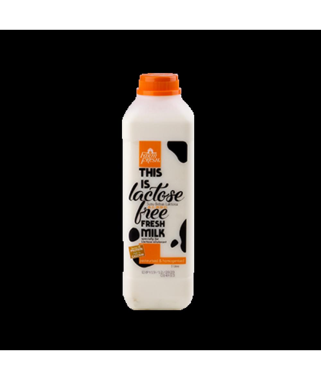 Farm Fresh Lactose Free 1L