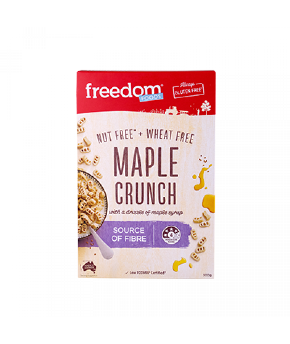 Freedom Food Ultra Rice Maple Crunch 300g