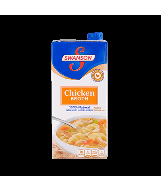 Swanson Chicken Broth 32oz