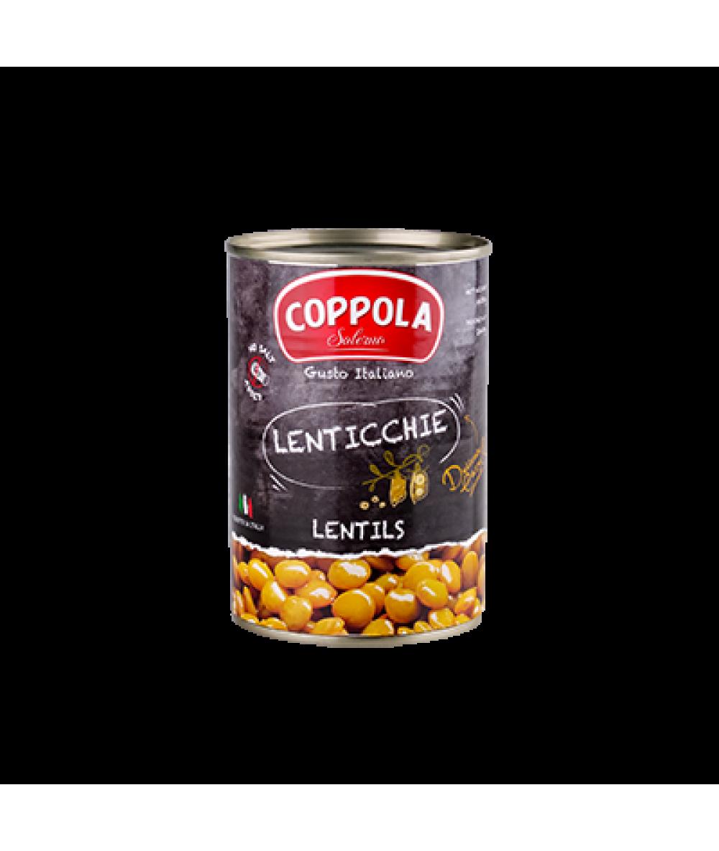 Coppola Lenticchie Lentils 400g