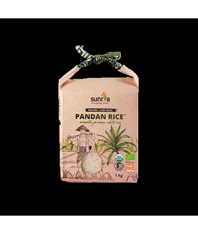 Sunria Pandan Rice White 1kg