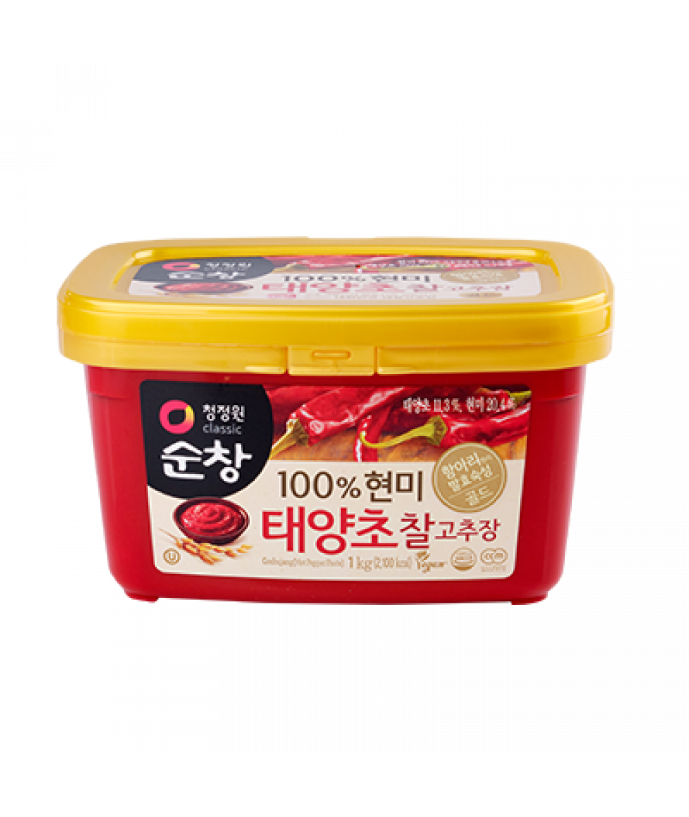 Daesang Hot Pepper Bean Paste 1kg