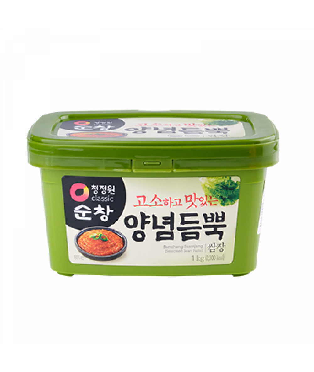 Daesang Mixed Soy Bean Paste 1kg