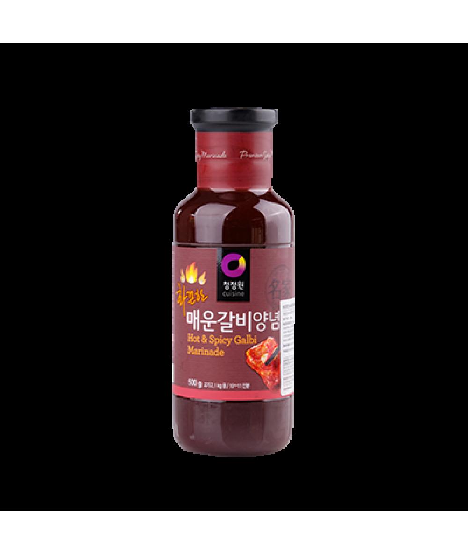 Daesang K Marinade Hot & Spicy 500g