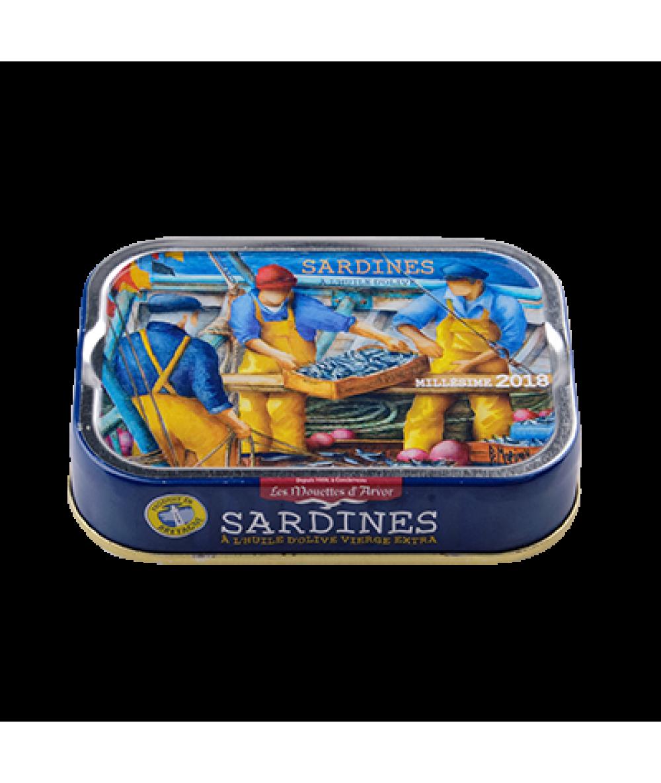 Gonidec Sardines Villebleu Vintage 115g