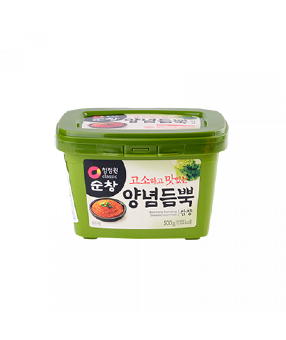 Daesang Mixed Soy Bean Paste 500g