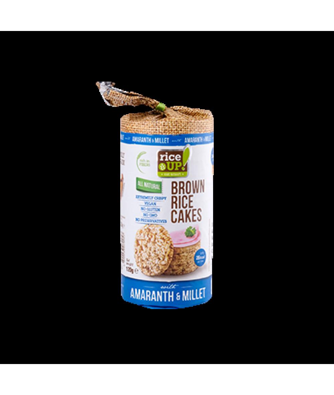 Rice Up! Eat Smart Amaranth & Millet 120g