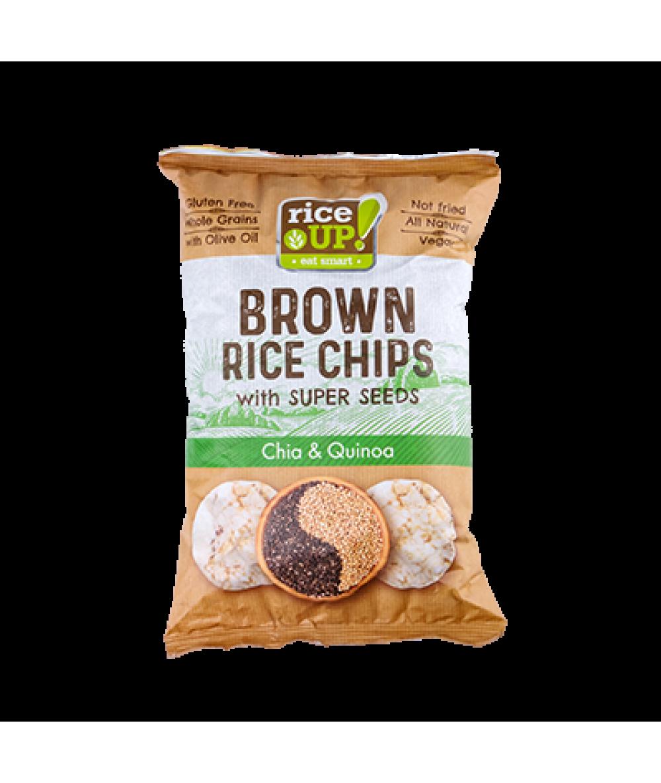 Rice Up! Eat Smart Chia & Quinoa 120g