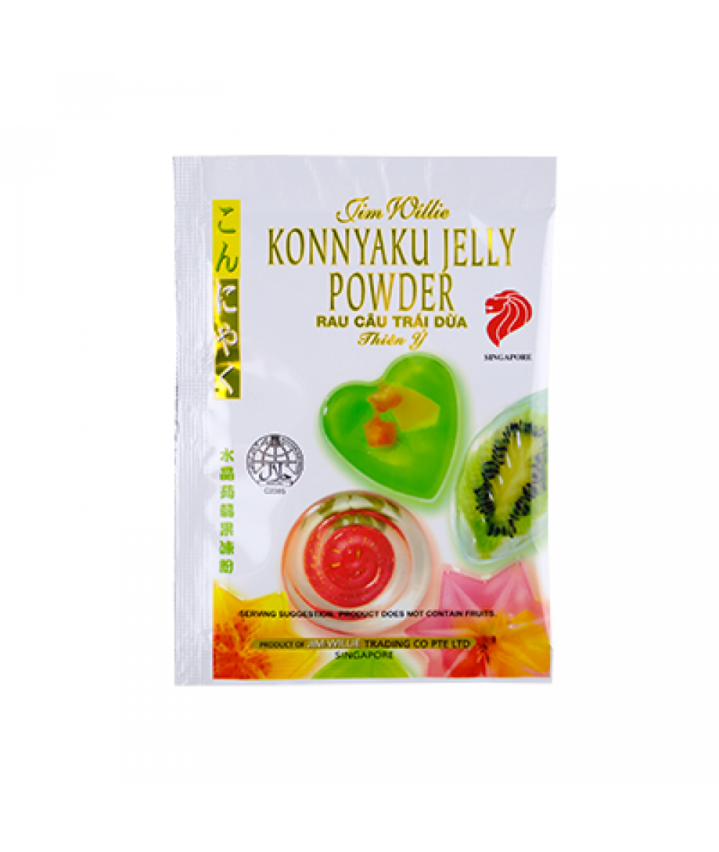 JW Konnyaku Jelly Powder 10g