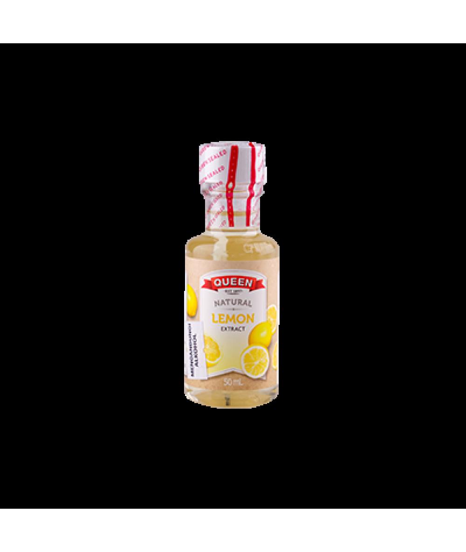 Queen Natural Lemon Essence 50ml
