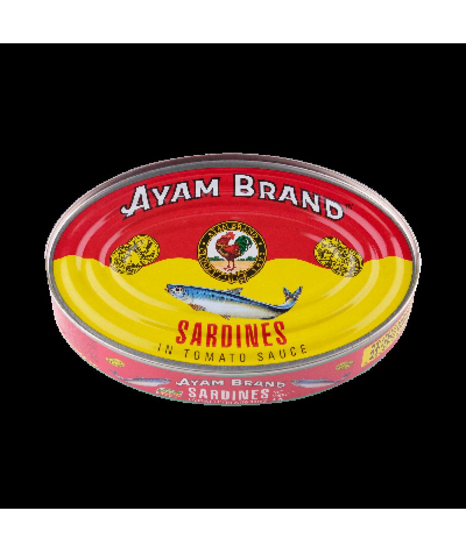 Ayam Brand Sardine Oval 425g