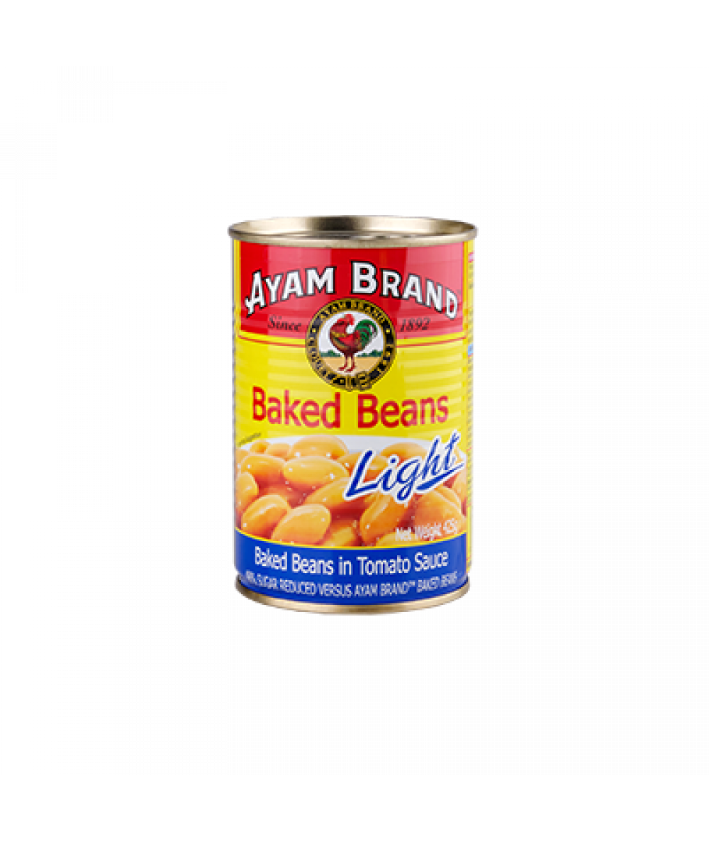 Ayam Brand Baked Bean Light 425g