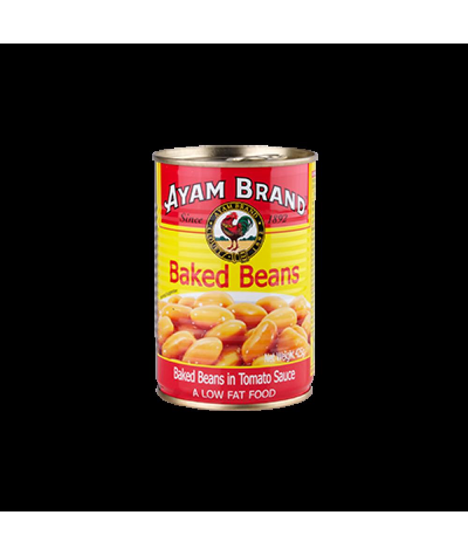 Ayam Brand Baked Bean Tomato 425g