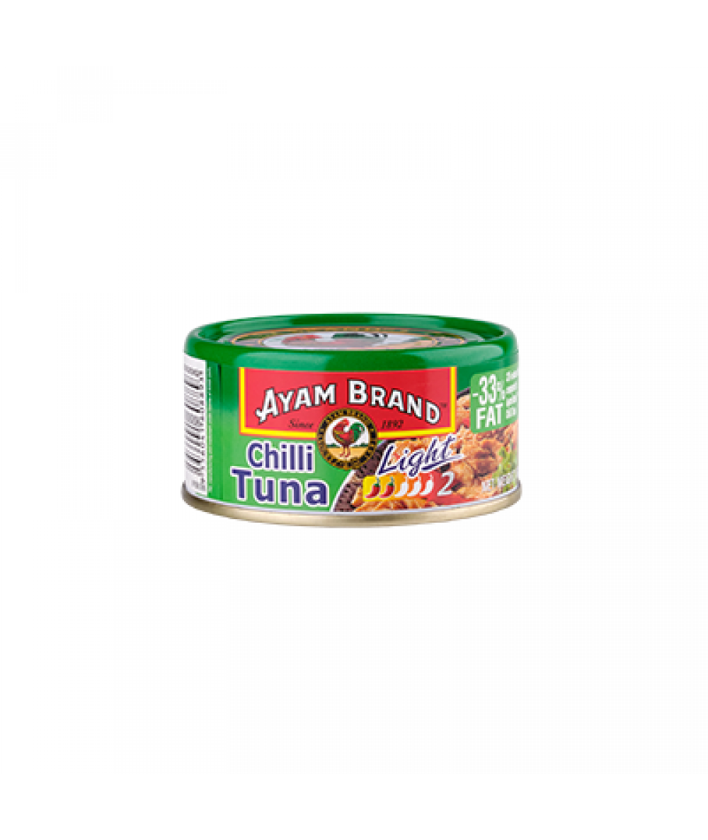 Ayam Brand Tuna Light Chili 160g