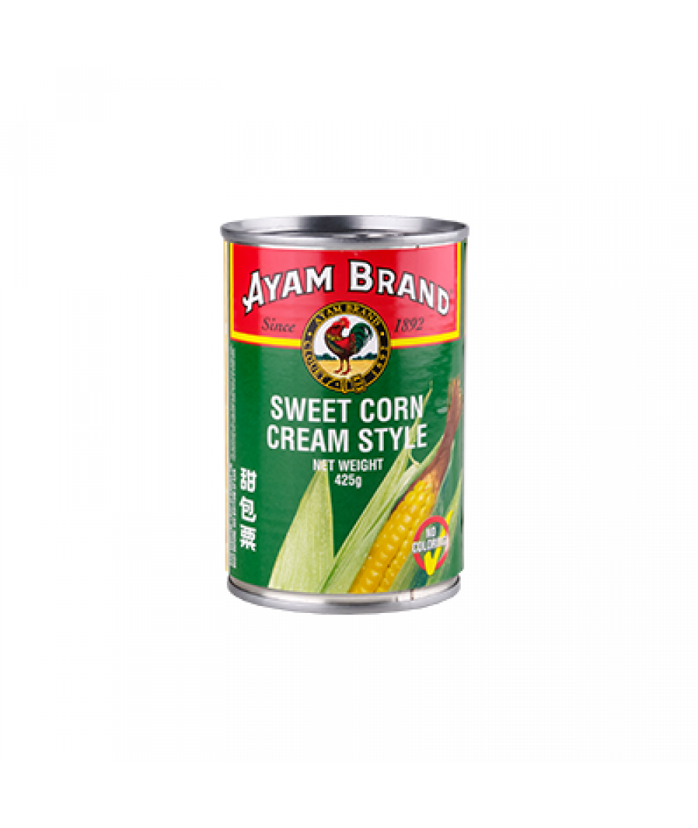 Ayam Brand Sweet Corn Cream Style 425g
