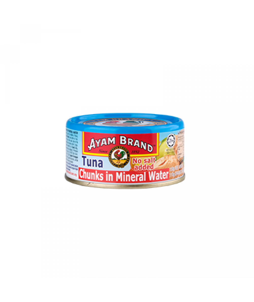 Ayam Brand Tuna Chunks Min Water 150g