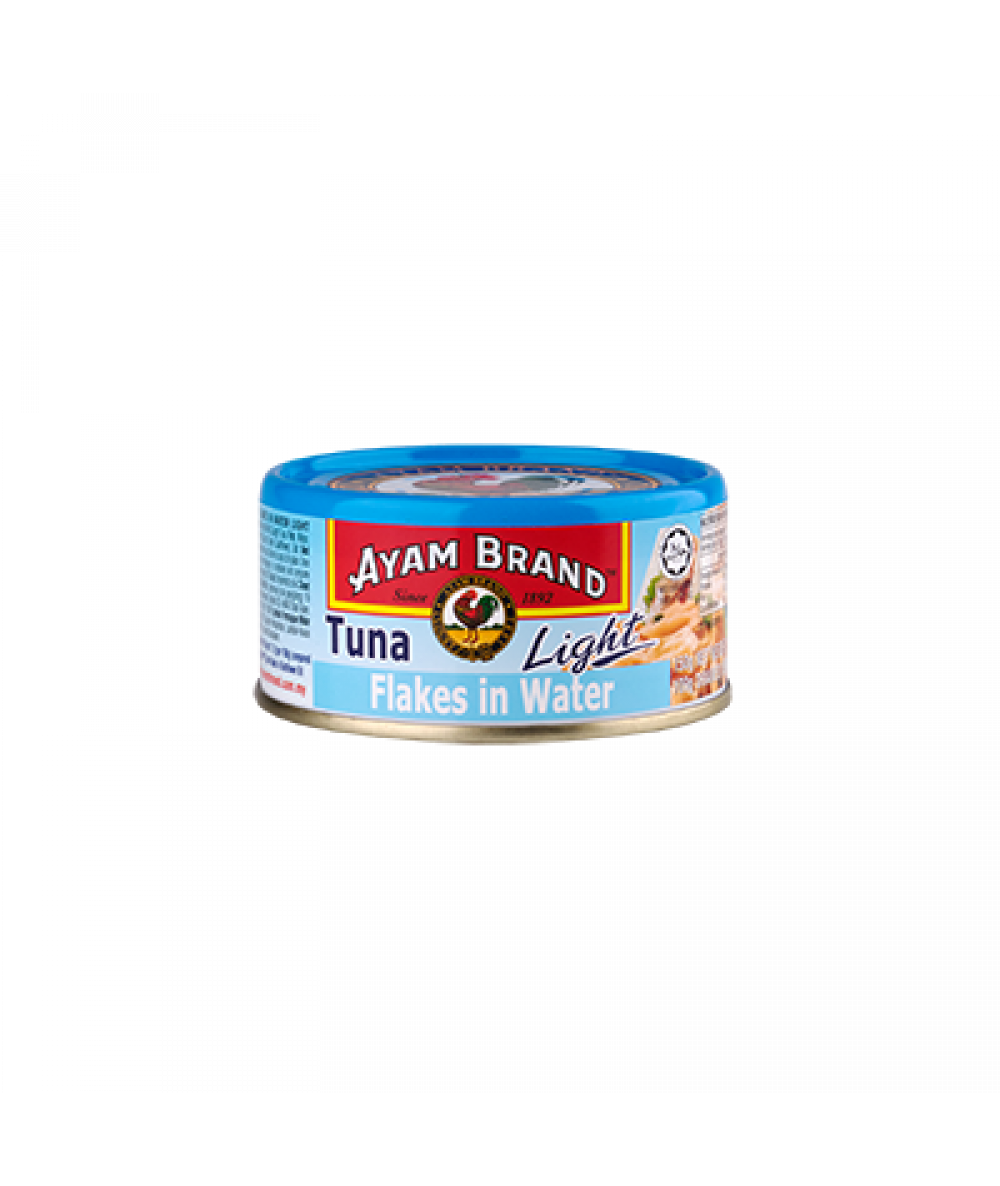 Ayam Brand Tuna Flakes Water 150g