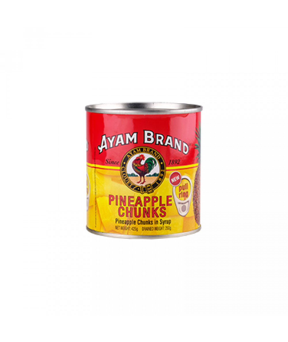 Ayam Brand Pineapple Chunks 425g