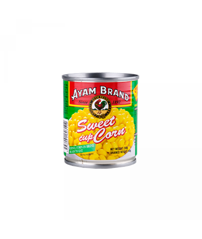 Ayam Brand Sweet Cup Corn 200g