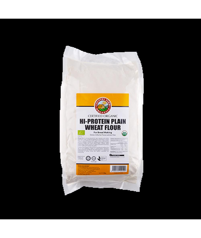 CFO Organic High Protein Wheat Flour 900g