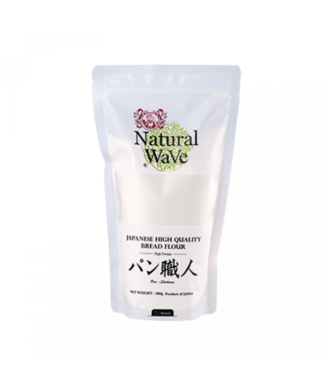 Mamami Organic Wave Natural Japanese Bread Flour 5