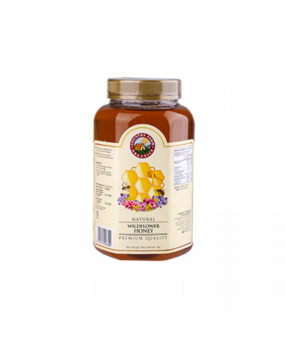 CFO Natural Wildflower Honey 1kg