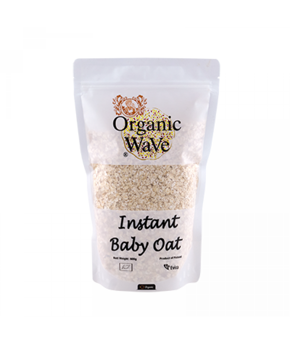 Mamami Organic Wave Instant Baby Oat 500g