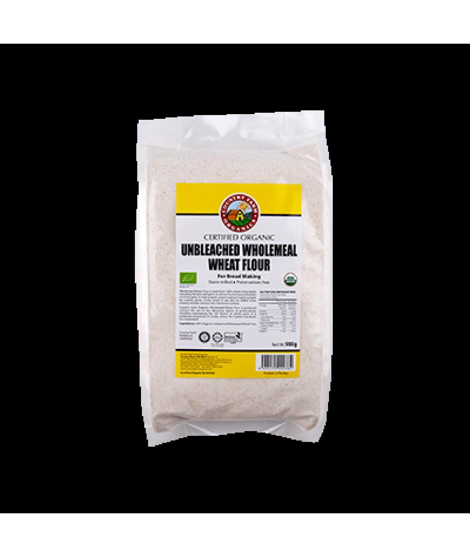 CFO Organic Wholemeal Wheat Flour 900g