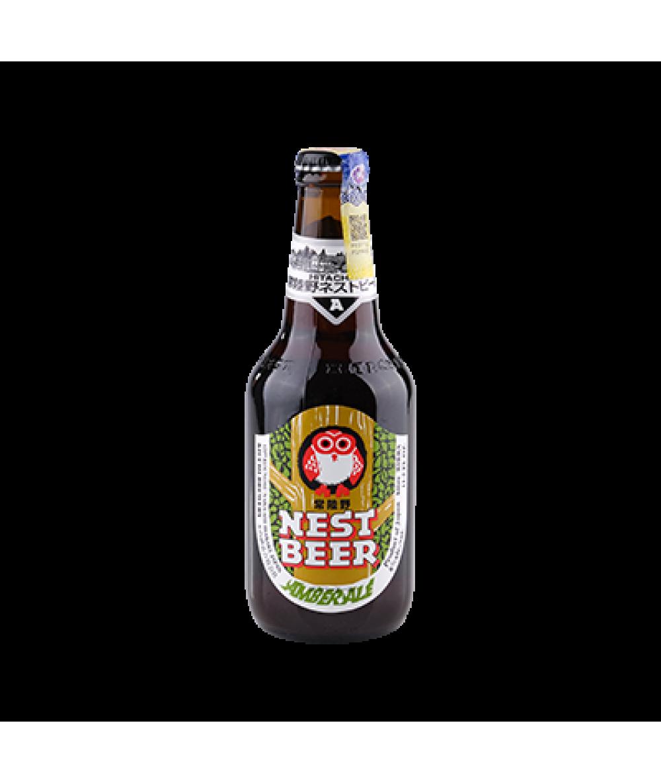 Hitachino Amber Ale 330ml