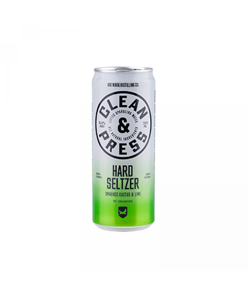 Clean & Press Cactus and Lime (CAN)  330ml
