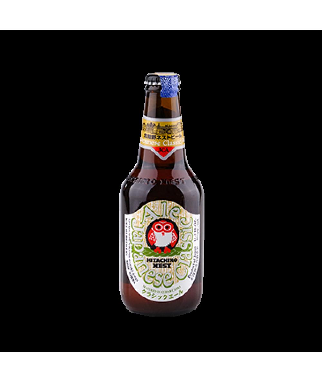 Hitachino Japanese Classic Ale 330ml