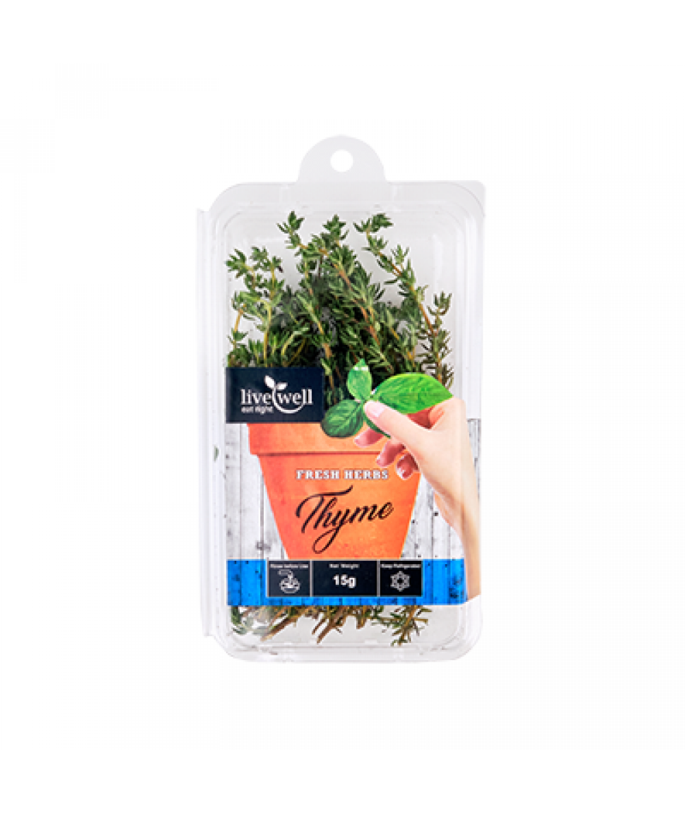 LiveWell Thyme 15g
