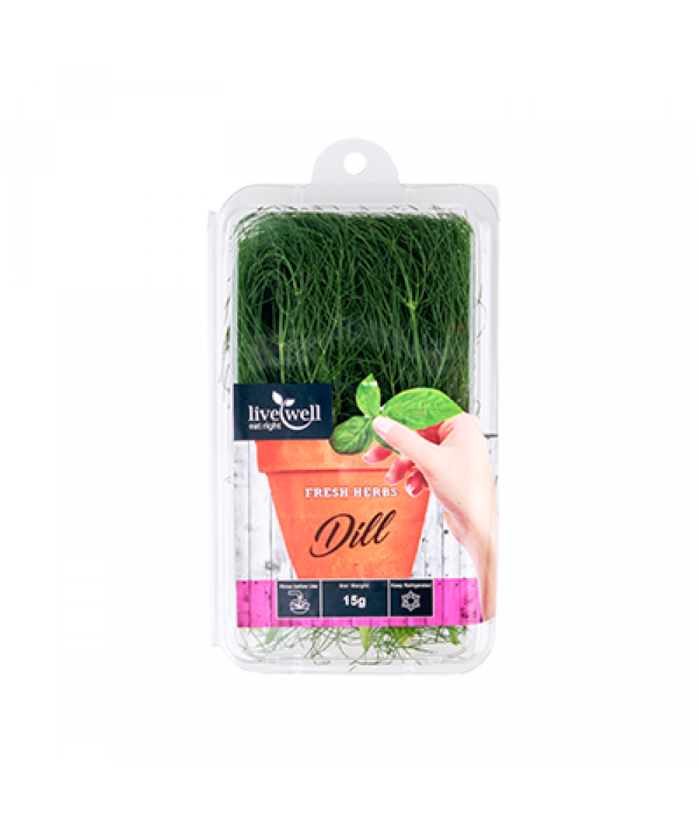 LiveWell Dill 15g