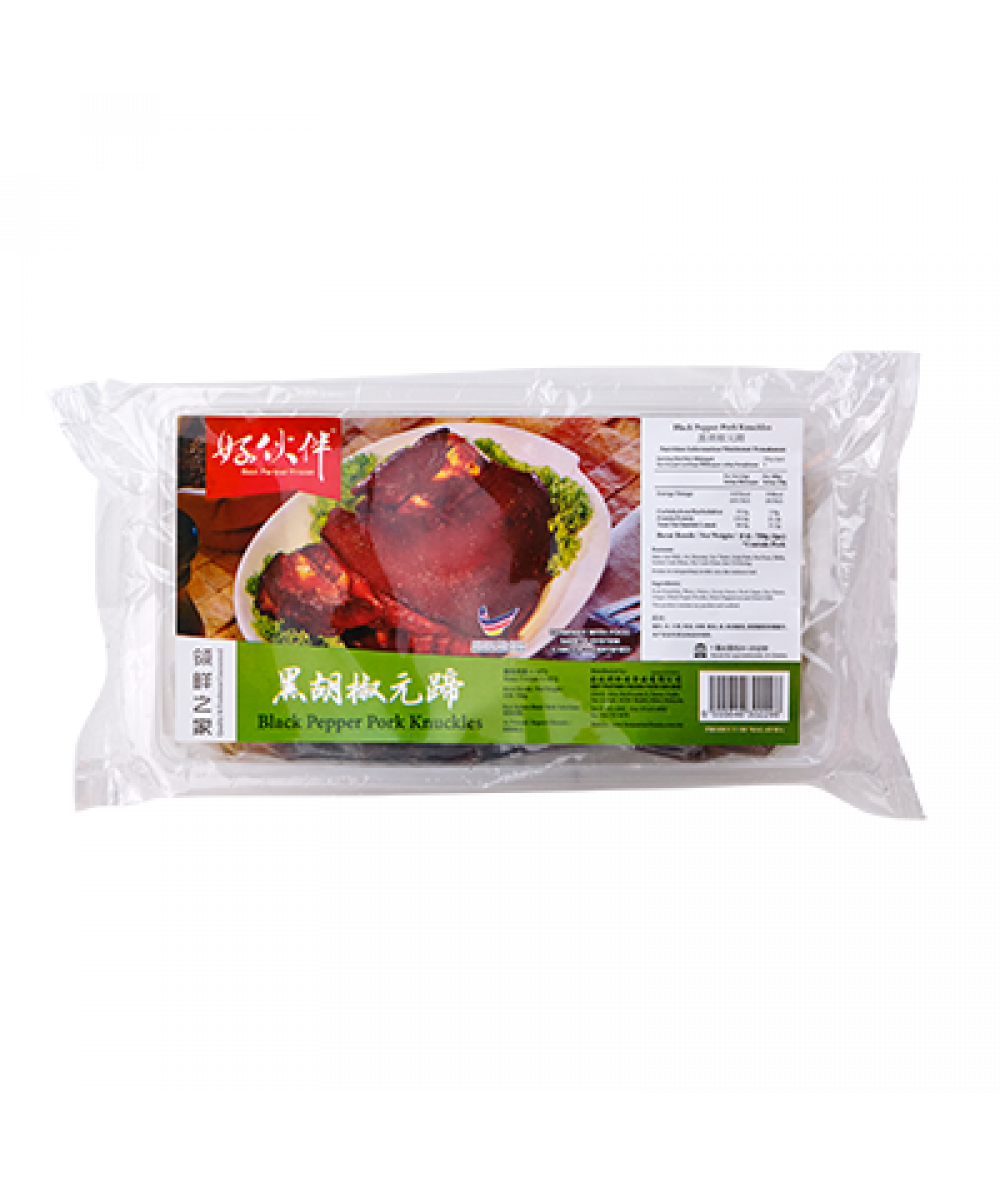 BP Black Pepper Pork Knuckle 750g