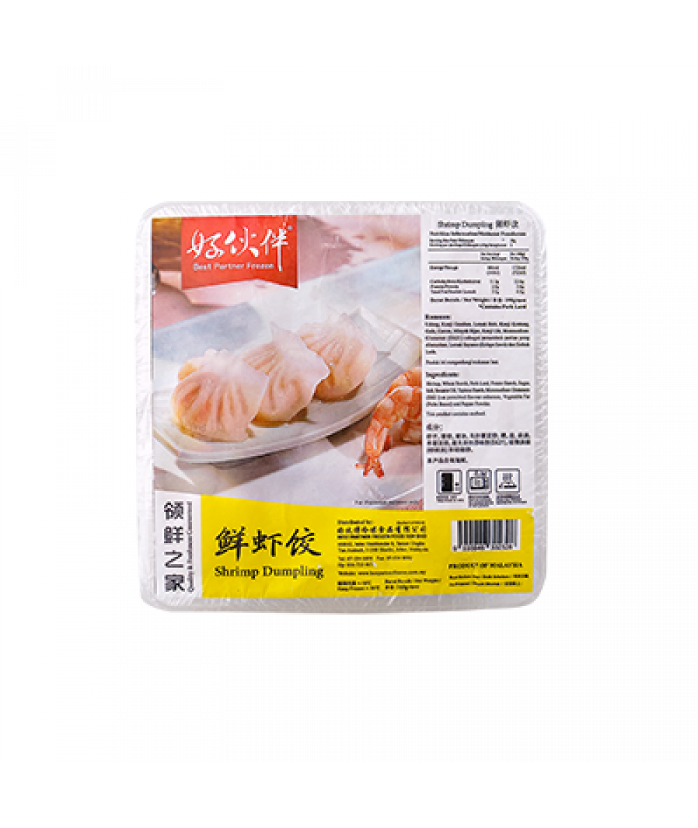 BP Shrimp Dumpling 100g