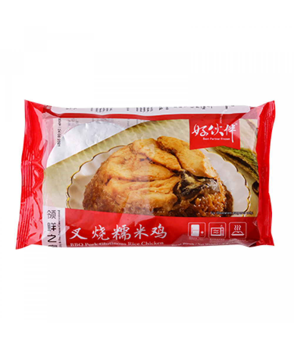 BP Glutinous Rice BBQ Pork Chicken 2pcs