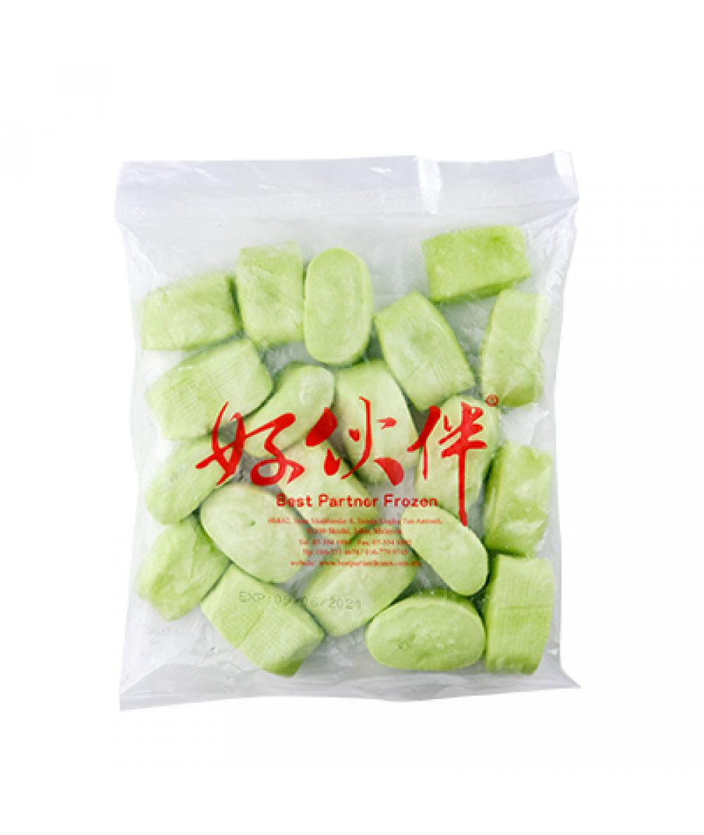 BP Pandan Steamed Bread 20pcs