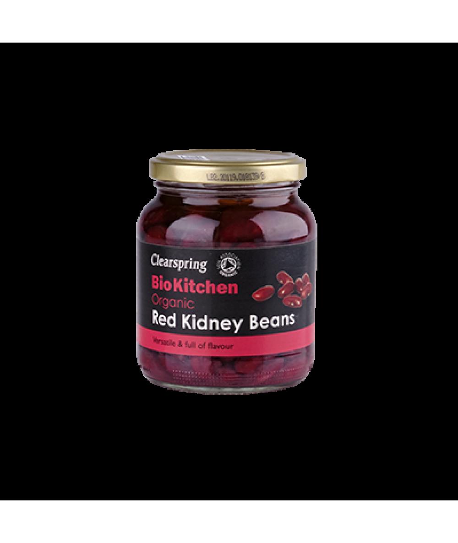 Clearspring Organic Btl Red Kidney Bean 350g