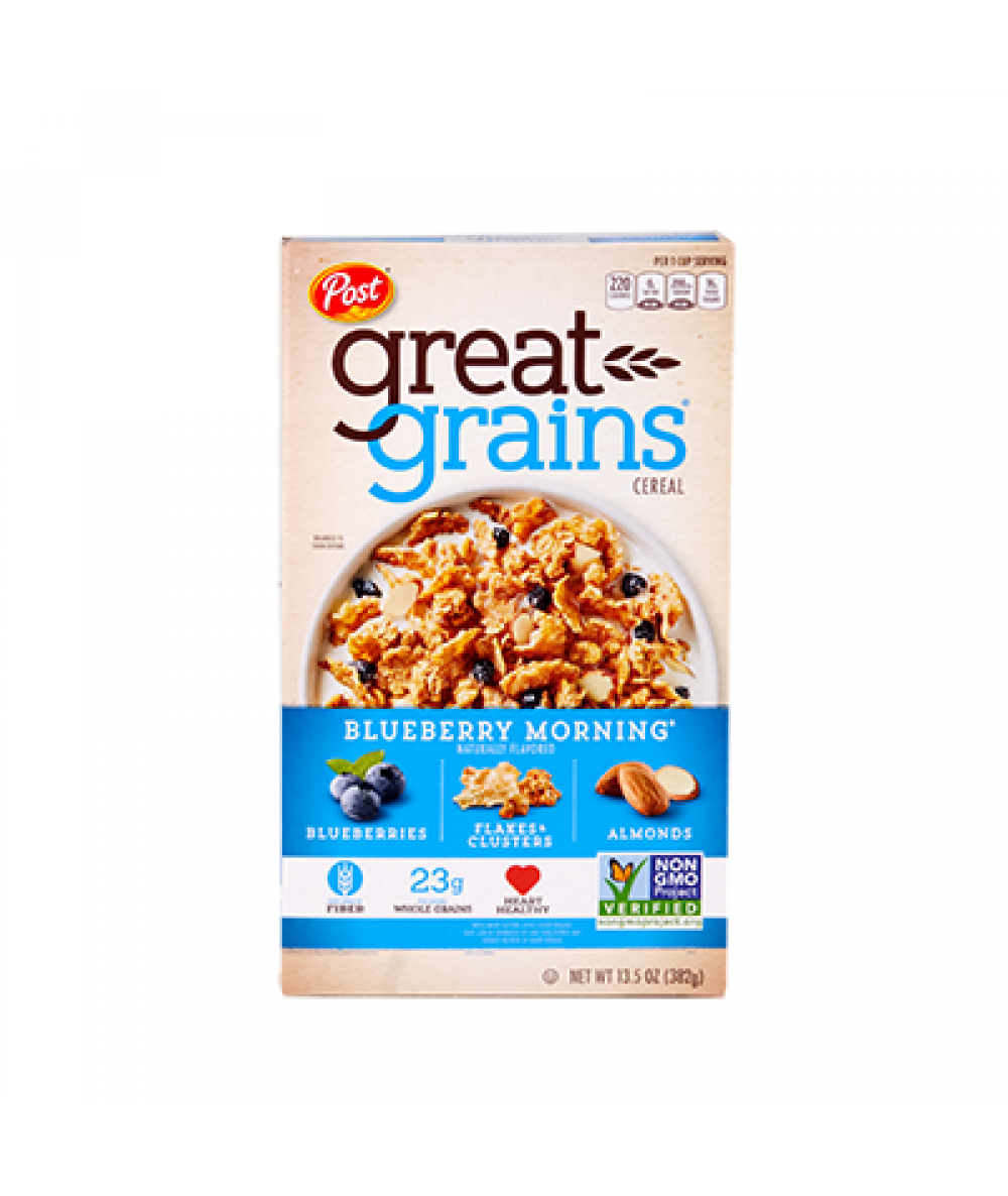 Great Grains Blueberry Morning 382g
