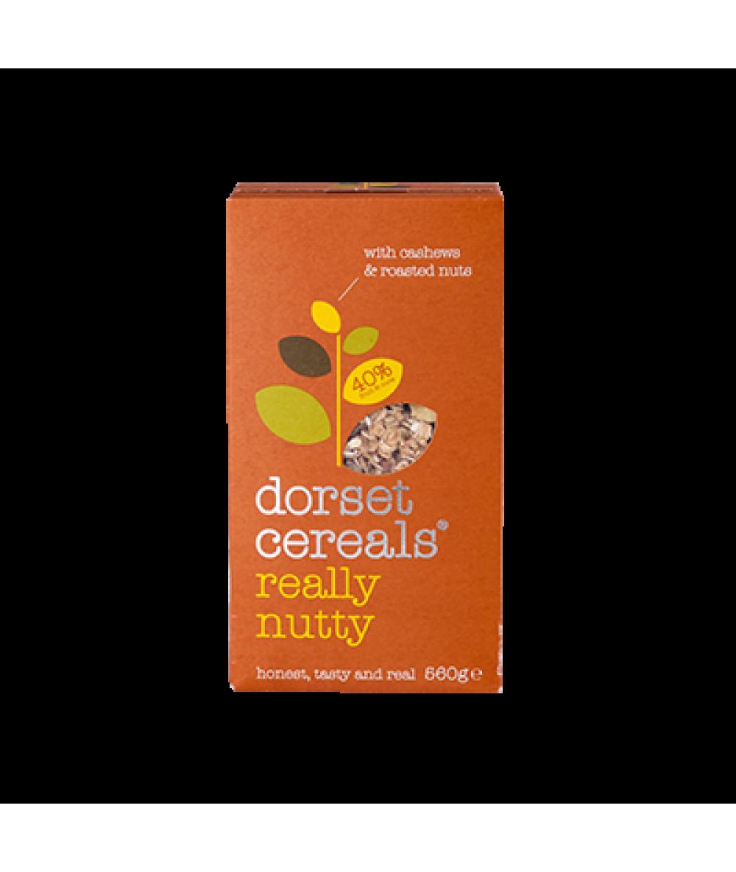 Dorset Muesli Really Nutty 560g