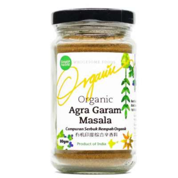 Zenxin Organic Agra Garam Masala 80g