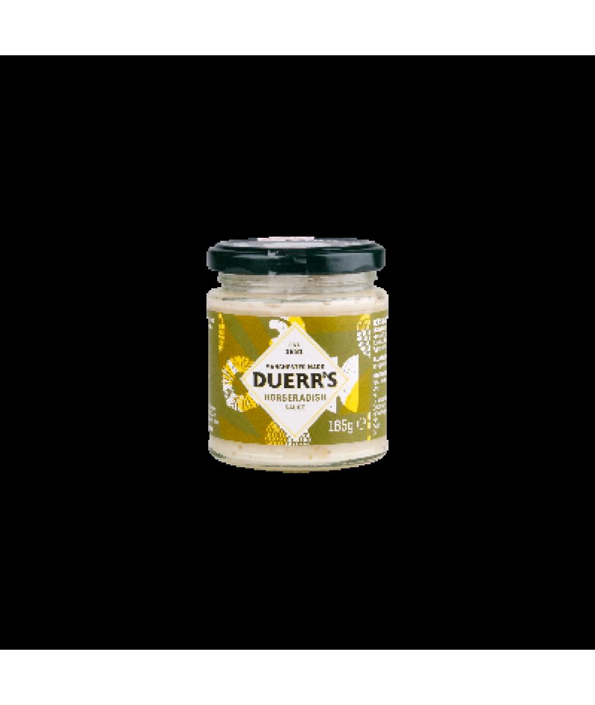 Duerrs Sauce Horseradish 185g