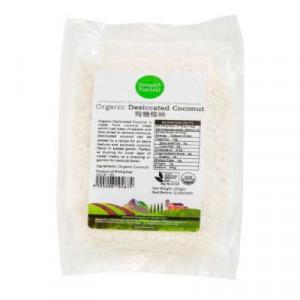 Zenxin Organic Desiccated Coconuts 250g