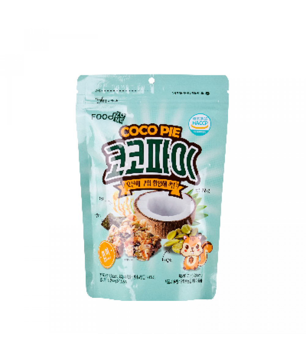 Cocopie Brown Rice 70g