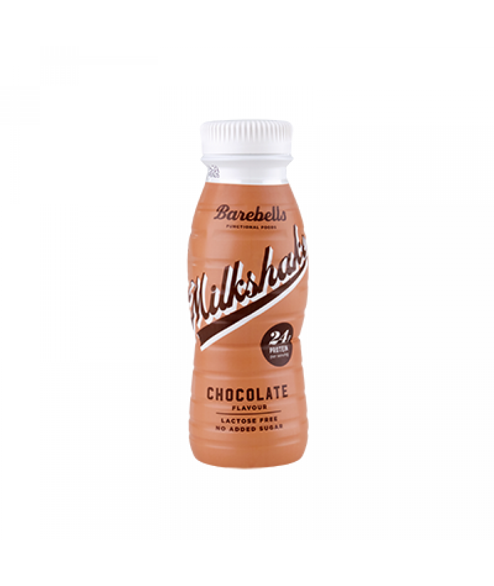 Barebells Protein Shake Chocolate 330ml
