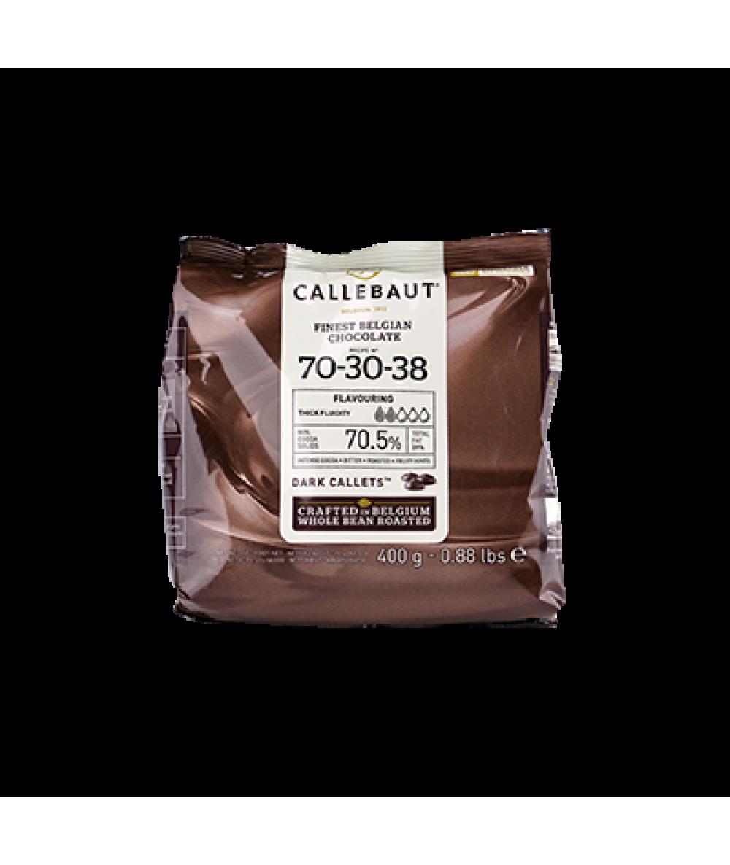 Callebaut 811 Dark Choc Callets 400g