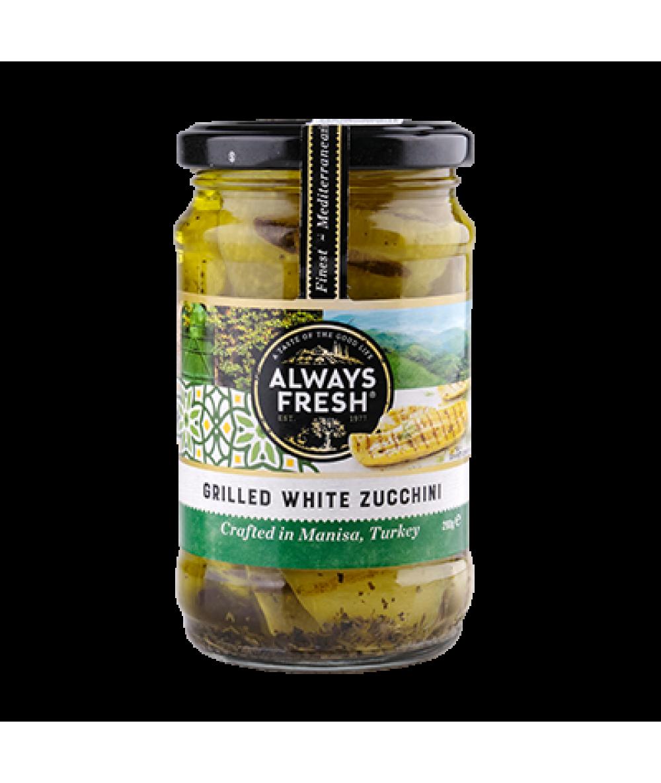Always Fresh Zucchini Grilled White 290g